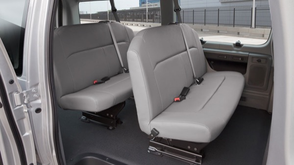 Ford Passenger Van For Sale >> 8-Passenger Van | United Van Rentals